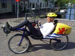 Dutch Capitals Tour (1425 km nonstop) verreden in tropische hitte