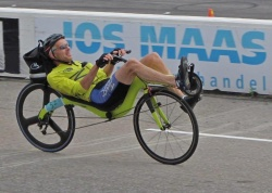 Bram Moens hoog in eindklassement Cycle Vision 2014