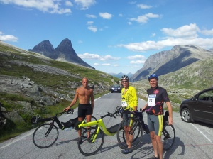 Report of 7th and final stage of Viking Tour 2014